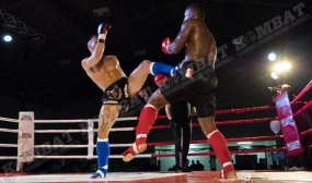 Kickboxing - Warriors Night 3