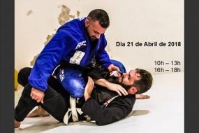 Jiu Jitsu: estágio com Marco Facas