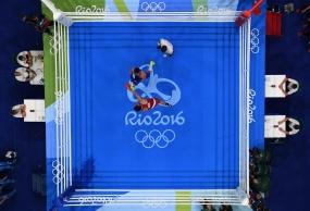 Jogos Olímpicos Rio 2016: Boxe e Luta Olímpica