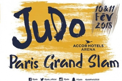 Judo: Grand Slam de Paris