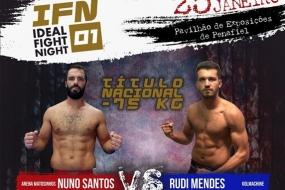 Kickboxing: Ideal Fight Night