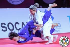 Judo: ouro para Telma Monteiro no GS da Rússia