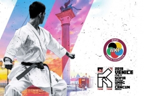 Karate: Youth League em Veneza