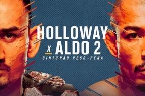 MMA: desforra entre Aldo e Holloway