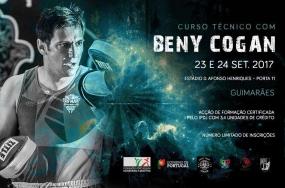 Muaythai: estágio com Beny Cogan