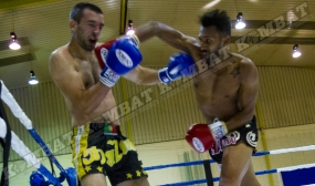 South Bay Muay Thai Fight Night e Seminário de Muay Boran