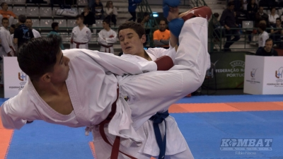 Karate: Matosinhos International NPK Karate Open