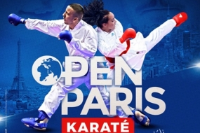 Karate: Premier League Paris
