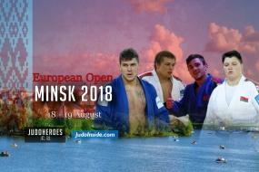 Judo: Open Europeu de Minsk