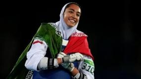 Taekwondo: Kimia Alizadeh treina em Eindhoven