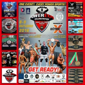 Sports and fitness: Power Expo