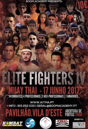 Muaythai: Elite Fighters IV