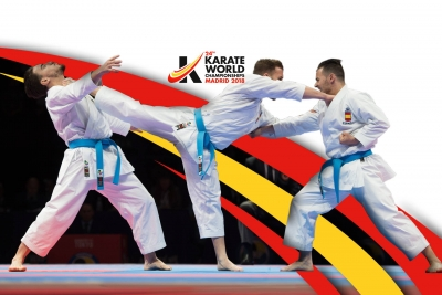Karate: Campeonato do Mundo