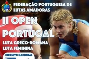 Lutas amadoras: 2º Open Nacional