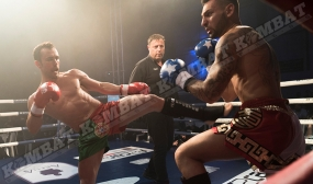 Kickboxing - Matosinhos Fight Night