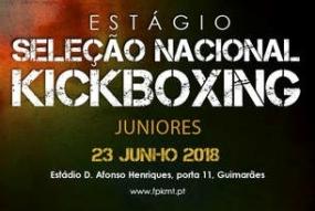 Kickboxing: Estágio nacional
