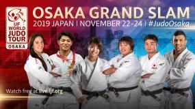 Judo: Grand Slam de Osaka