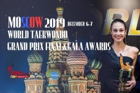 Taekwondo: GP Final Moscovo