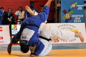 Judo: Junior European Judo Cup