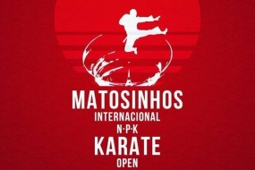 Karate: Matosinhos International Karate Open