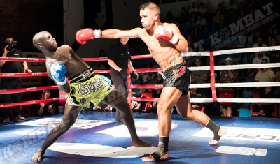 Kickboxing - No Limits Show Fight