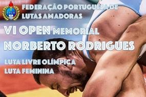 Lutas amadoras: VI Open de Portugal