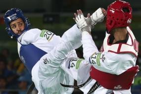 Taekwondo: Rui Bragança no Benfica?