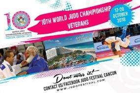 Judo: Mundial de Veteranos