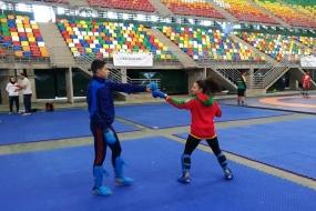 Karate: Tânia Barros nos JOJ