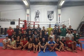 Kickboxing: seleção nacional